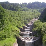 Quer- und Längswerke Oselitzenbach