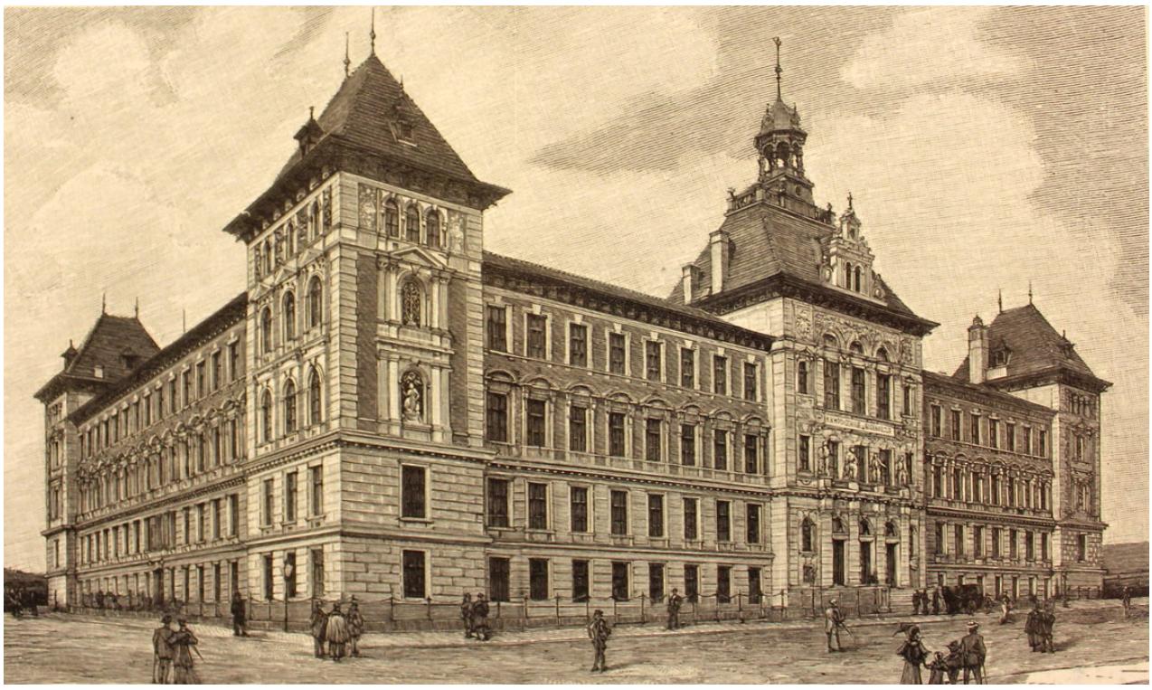 Foto: Bezirksmuseum Währing/ Boku