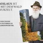 Stanislaus Kofler - Produktivität und wirtschaftliche Aspekte der Österreichischen Wälder