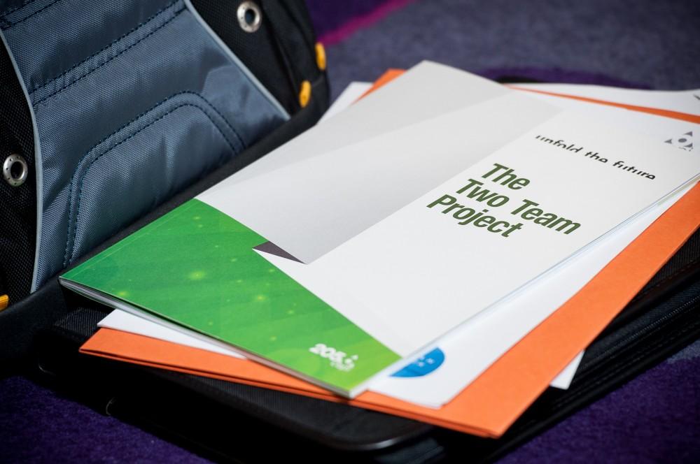 TwoTeam-Projekt für europäische Papierforschung