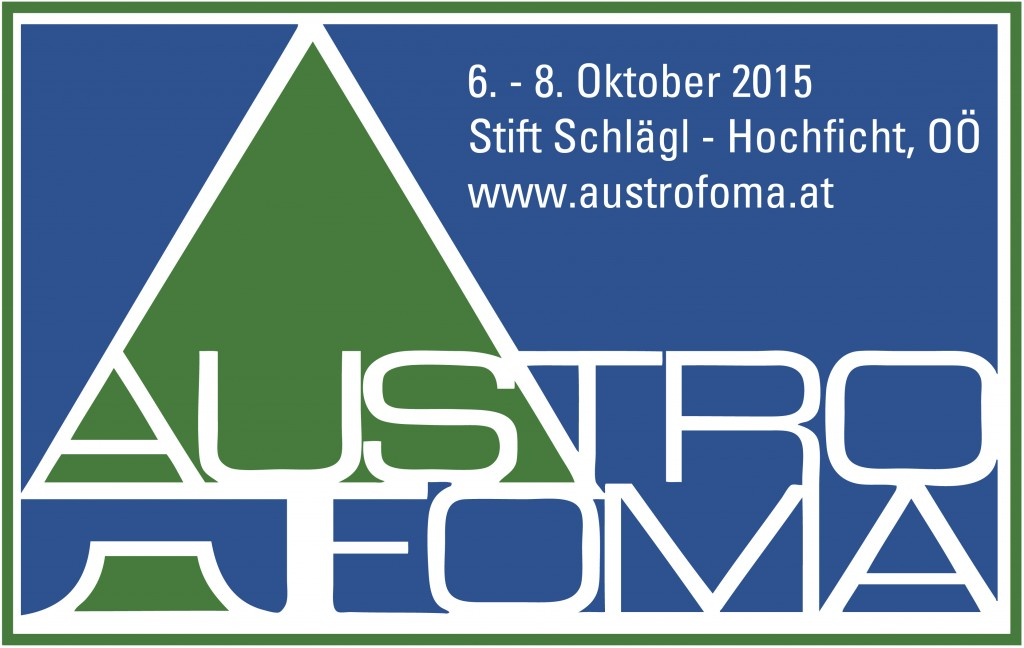 Austrofoma 2015
