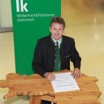 Franz Titschenbacher, Präsident der Landwirtschaftskammer Steiermark