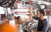 Maschinenbautechniker © Blum