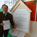 Rudolf Rosenstatter, Obmann des Waldverbandes Österreich
