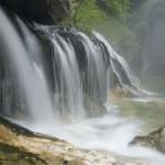 Wasserreicher Canyon im Nationalpark Kalkalpen